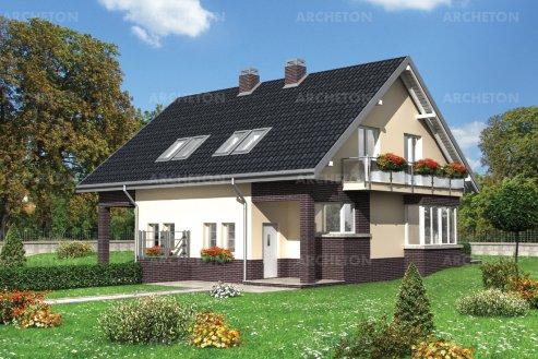 Проект дома Безе Дуо