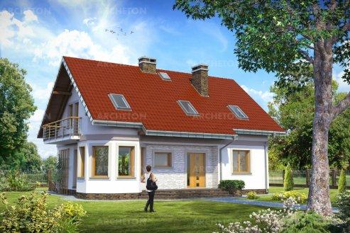 Проект дома Феля Рекс