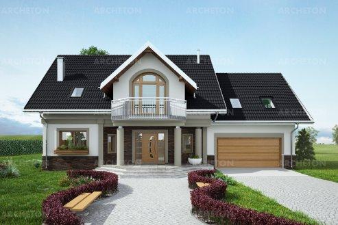 Проект дома Гелиодор