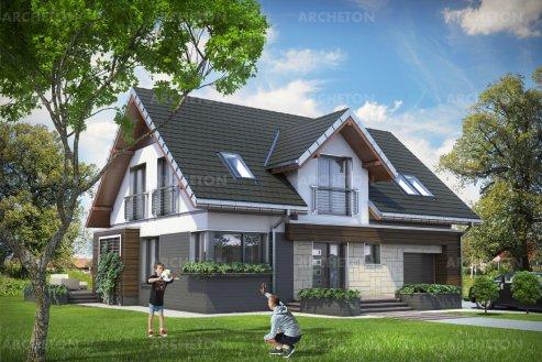 Проект дома Педро
