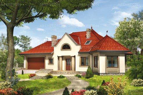Проект дома Рава