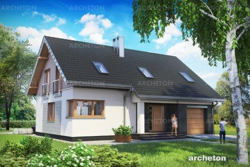Проект дома Скрябик Ас