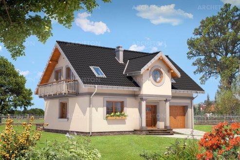 Проект дома Скрябик Мини