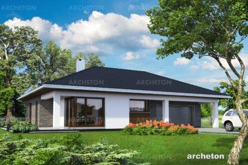 Проект дома Тамара Нова