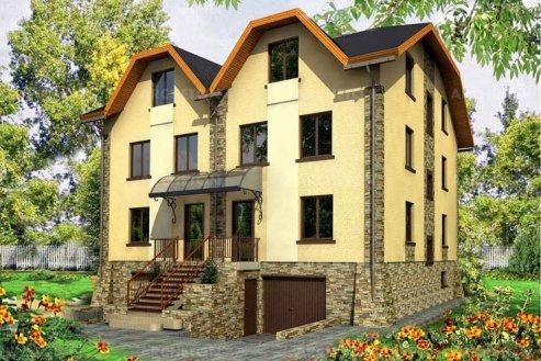 Проект дома Дарина