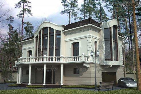 Проект дома ГП-193-06