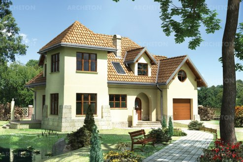 Проект дома Задора