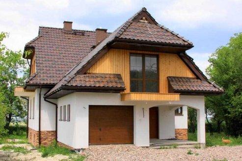 Проект дома Сага